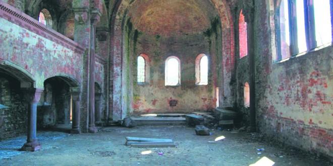 Kościół Ewangelicki w Pisarzowicach, fot. www.martinez.boo.pl