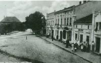Pocztówka z Kobylej Góry 1930 rok